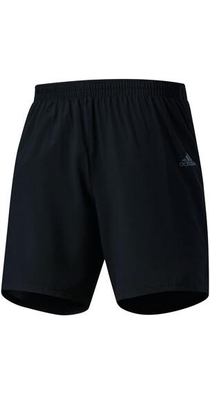 adidas RS Korte hardloopbroek Heren zwart